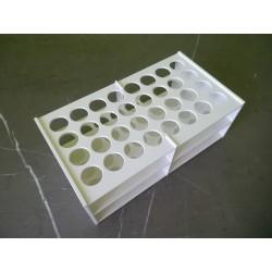 Laboratorní stojánek na 32 zkumavek LS1732