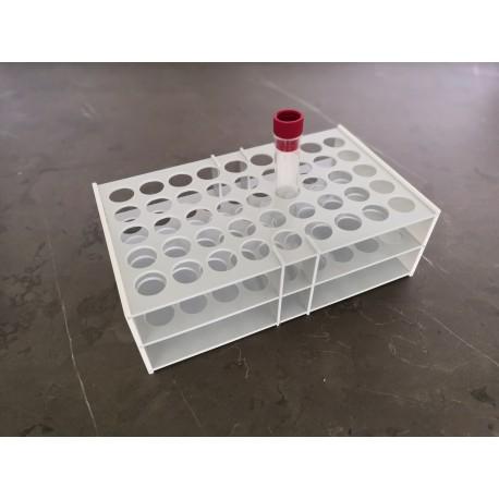 Laboratorní stojánek na 45 zkumavek LS1745