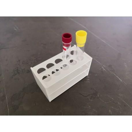 Laboratorní stojánek na 10 zkumavek LS1710