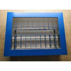 Vlhká komora, pro 20 mikroskopických sklíček VK20
