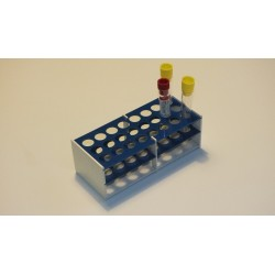 Laboratorní stojánek na 24 zkumavek LS1724.1