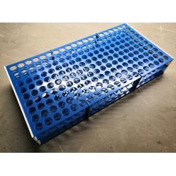 Laboratorní stojánek na 200 zkumavek LS17200