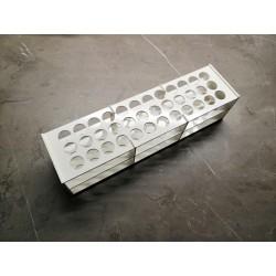 Laboratorní stojánek na 36 zkumavek LS1736