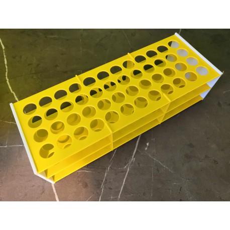 Laboratorní stojánek na 48 zkumavek LS1748.1