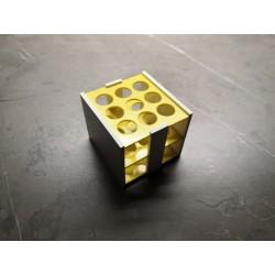 Laboratorní stojánek na 9 zkumavek LS1709