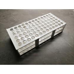 Laboratorní stojánek na 78 zkumavek LS3-1778