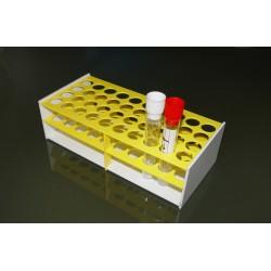 Laboratorní stojánek na 40 zkumavek LS1740