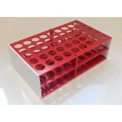 AKCE - Laboratorní stojánek na 45 zkumavek LS1745
