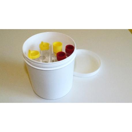 AKCE - Box pro kulatý laboratorní stojánek TB1