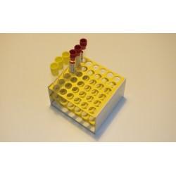Laboratorní stojánek na 36 zkumavek LS1736.1