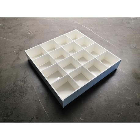 Laboratorní box pro 16 zkumavek LB5016
