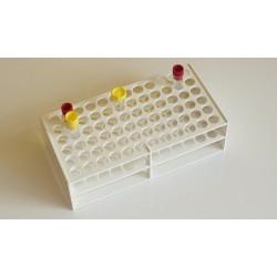 Laboratorní stojánek na 72 zkumavek LS1772