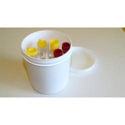 Box pro kulatý laboratorní stojánek BOX1